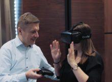 Gogle VR ibezprzewodowy pad