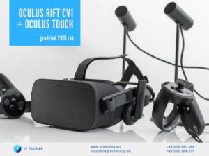 Oculus Rift CV1 + Touch