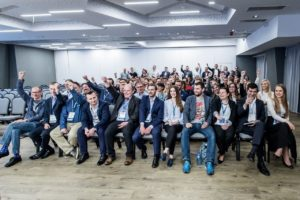 uczestnicy Konferencja NEW TRENDS IN PROJECT MANAGEMENT