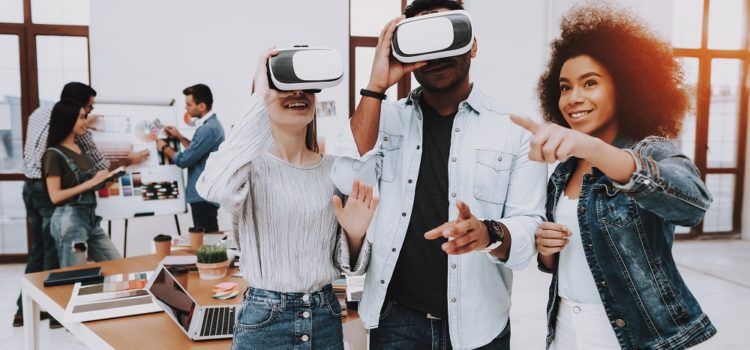 Aplikacje VR pomocne wcodziennym życiu
