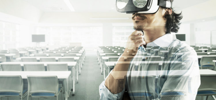 Technologia VR jako element kursów iszkoleń