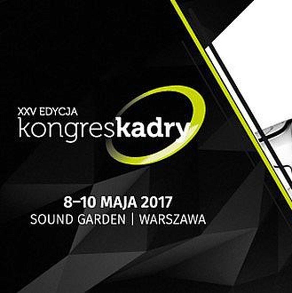 KONGRES KADRY WARSZAWA 2017