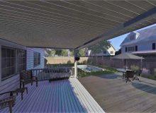 Dom na osiedlu 4 220x160