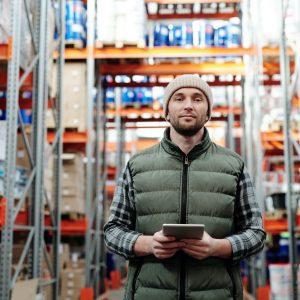 Podstawy logistyki wprzedsiębiorstwie