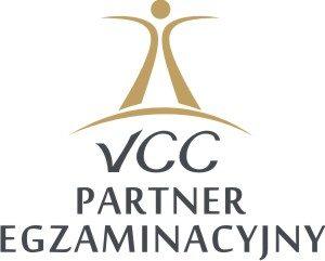 VCC FUNDACJA logo PARTNER EGZAMINACYJNY 300x241