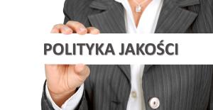 Polityka Jakości Standardów Usług Rozwojowych wVR Training Sp. zo.o.